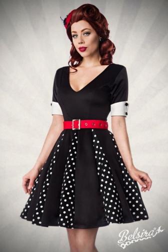 Godet Dress