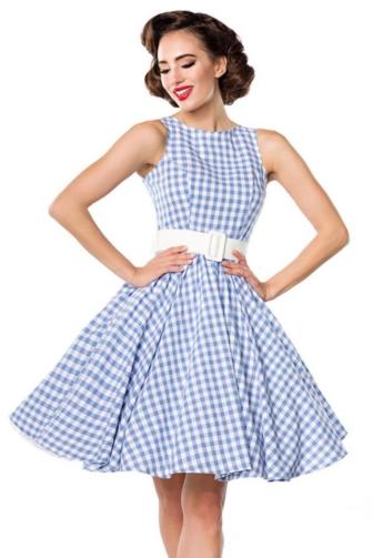 Check Dress