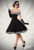 Strapless Swing Dress