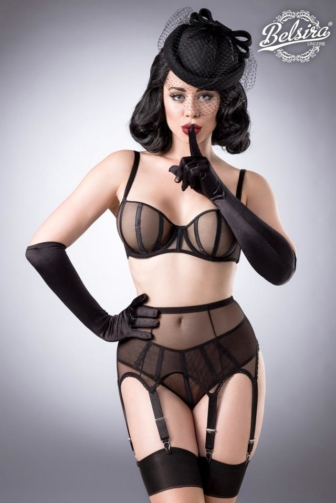 4-pieces Bra Set from Belsira