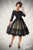 Premium Retro Swing Dress
