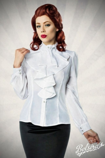 Quilling Blouse