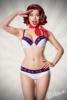 Navy Style Bikini