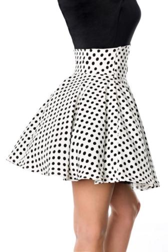 Short Swing Skirt