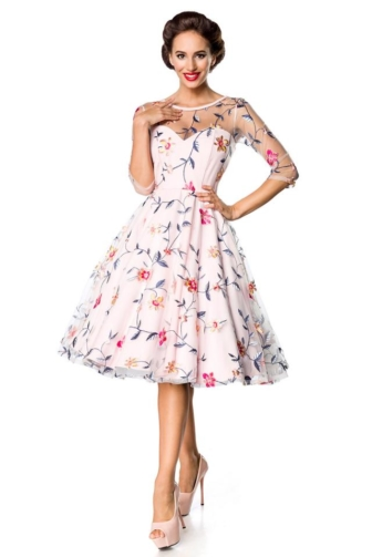 Belsira Premium Flower Dress
