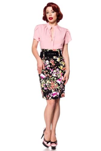 Retro Pencil Skirt