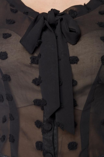 Vintage Shirt with loop